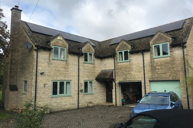 Thumbnail Detached house to rent in The Street, Malmesbury