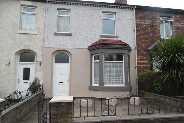 Thumbnail Terraced house to rent in Fazakerley Road, Walton, Liverpool