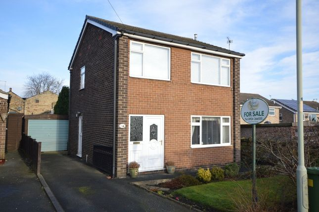 Thumbnail Detached house for sale in Nell Gap Lane, Middlestown, Wakefield