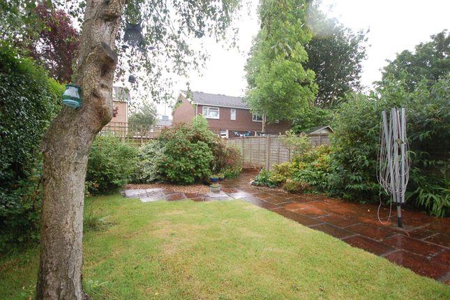 Garden of Pedders Lane, Blackpool FY4