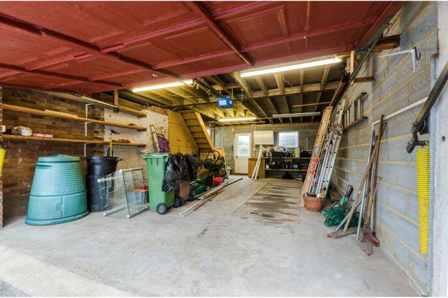Double Garage of Woodcote Avenue, Wallington SM6