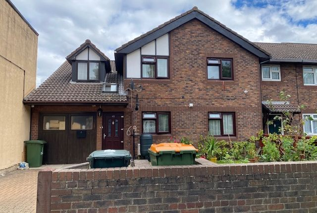 2 bed terraced house to rent in Station Road, Forest Gate London E7