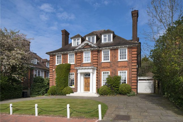 Thumbnail Detached house for sale in Greenaway Gardens, Hampstead, London