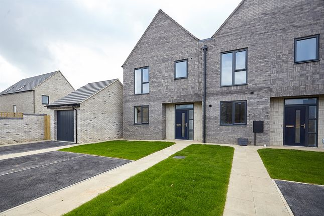 Thumbnail End terrace house for sale in Forte, Meaux Rise, Kingswood, Hull