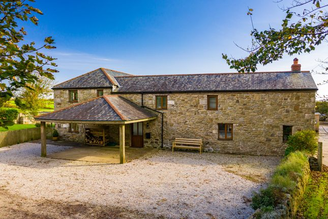 Thumbnail Barn conversion for sale in Constantine, Falmouth