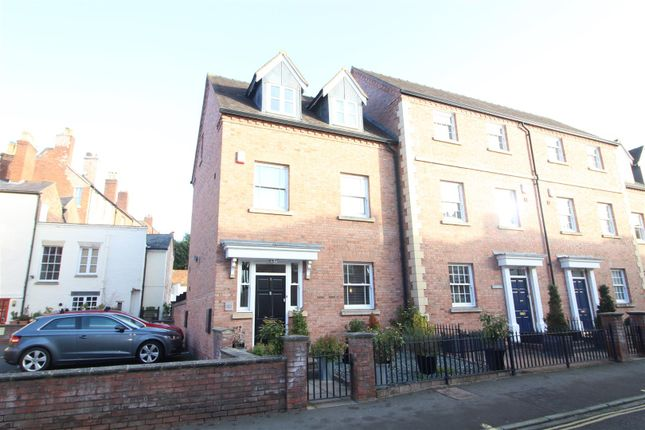 Thumbnail Town house for sale in Town Walls, Shrewsbury