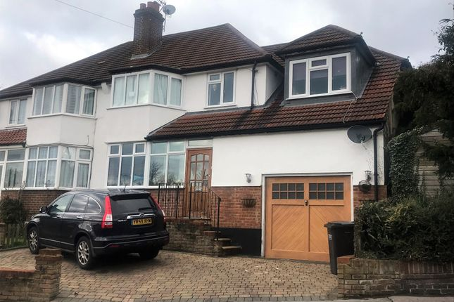 Thumbnail Semi-detached house to rent in Ballards Way, South Croydon