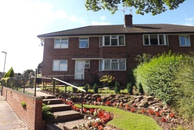 Thumbnail Flat to rent in Salters Lane, Redditch