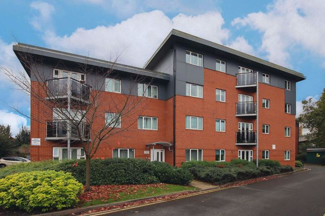 Thumbnail Flat to rent in Hever Hall, City Centre, Coventry