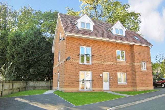 Thumbnail Flat to rent in Woodruff Way, Thornhill, Cardiff