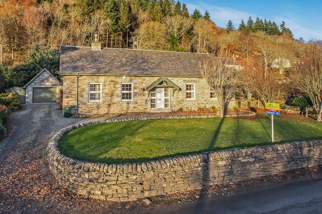 Thumbnail Detached house for sale in Kirklands, Weem, Aberfeldy