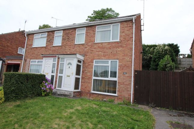 Thumbnail Property to rent in Field Rise, Horninglow, Burton-On-Trent