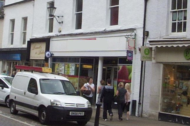 Thumbnail Retail premises to let in 29 High Street, Ely