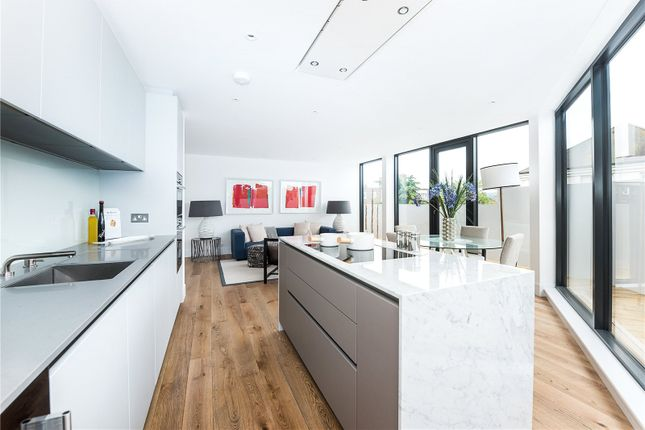 Thumbnail Flat for sale in Peloton Place, 408 Upper Richmond Road, Putney