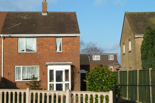 2 bed semi-detached house for sale in Frost Road, West Howe, Bournemouth