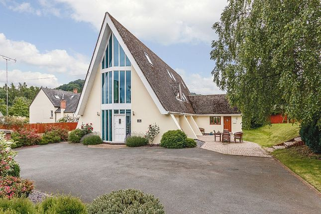 Thumbnail Detached house for sale in Whitchurch, Ross-On-Wye, Herefordshire