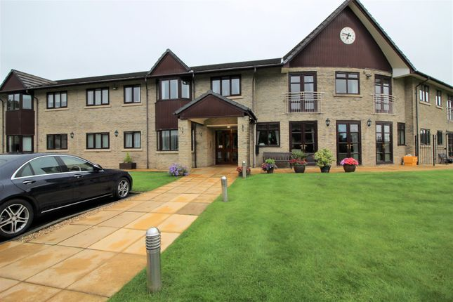 Thumbnail Flat for sale in Oakford Court, Newshaw Lane, Hadfield
