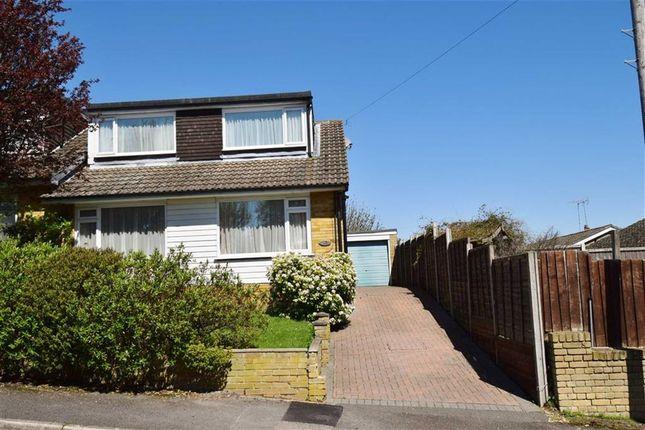 4 bed semi-detached house for sale in Astor Road, West Kingsdown, Sevenoaks