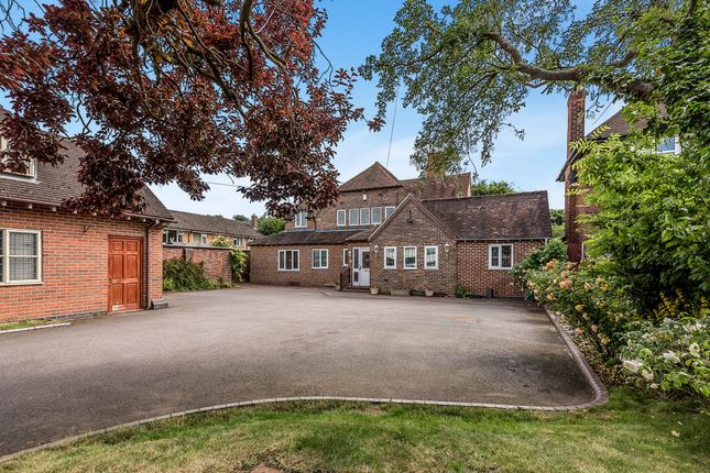 Thumbnail Detached house for sale in Lichfield Street, Fazeley, Tamworth