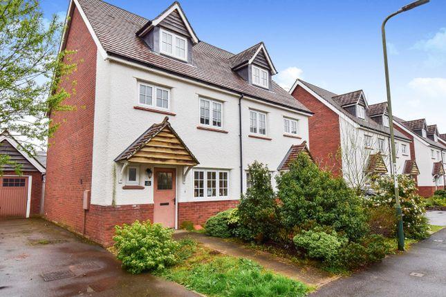 Thumbnail Semi-detached house for sale in Heron Drive, Penallta, Hengoed