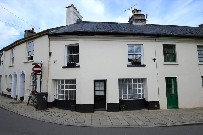 Thumbnail Terraced house for sale in Fore Street, Buckfastleigh, Devon