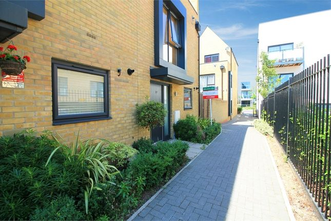 Thumbnail End terrace house for sale in Charlock Close, Romford, Greater London