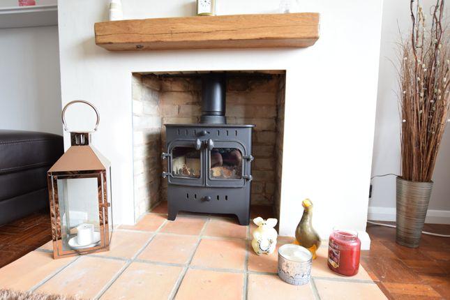 Log Burner of Castle Drive, Pevensey Bay BN24
