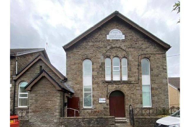 Thumbnail Office for sale in Meeting Place, 10, Sion Street, Pontypridd, South Wales, United Kingdom