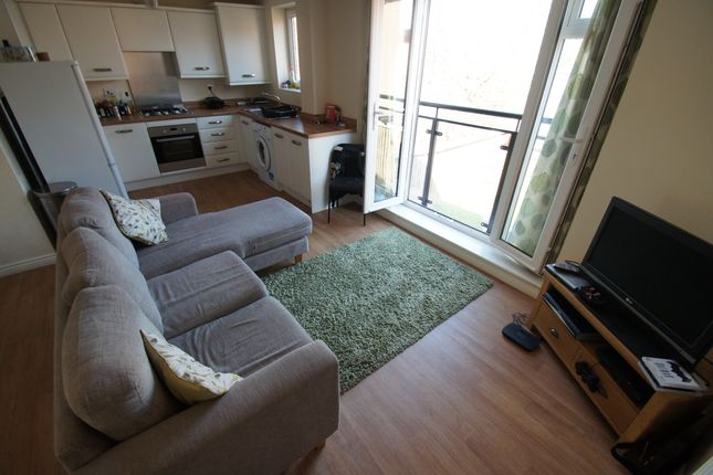 Thumbnail Flat to rent in Anglian Way, Coventry