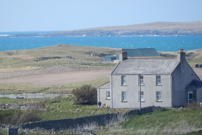 Thumbnail Detached house for sale in Trumisgarry Glebe, Clachan Snads, Isle Of North Uist