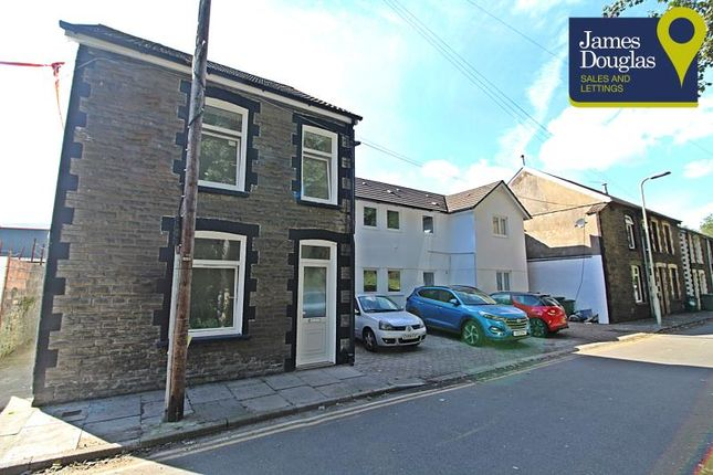 Thumbnail Flat to rent in Ty Camlas, Ynysangharad Road, Pontypridd