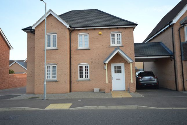 Thumbnail Detached house for sale in Garrison Parade, Colchester