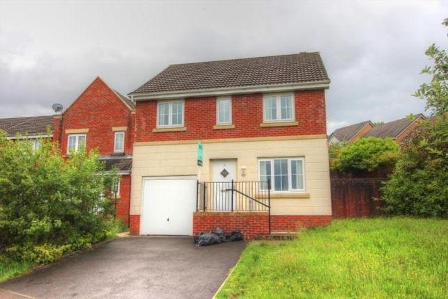 Thumbnail Detached house to rent in Parc Gellifaelog, Tonypandy