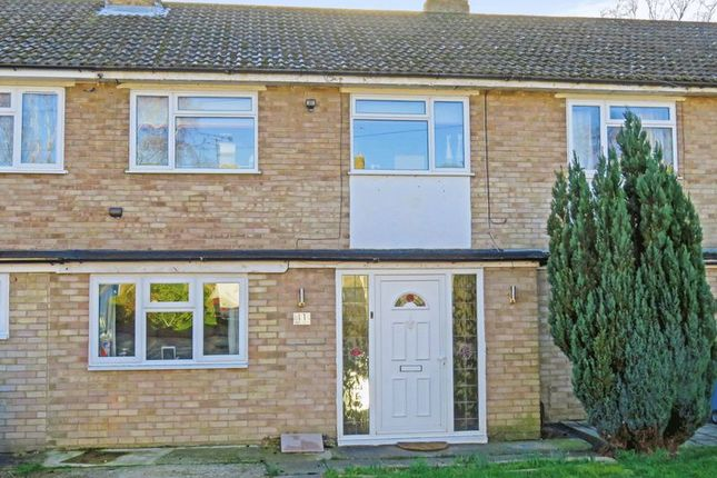 Thumbnail Terraced house for sale in Foxley Close, Blackwater, Camberley