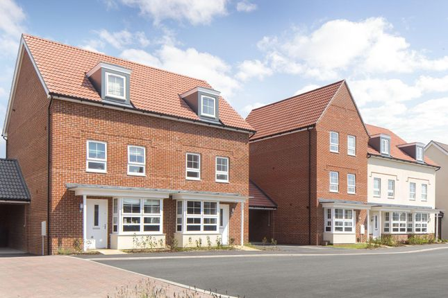 """Thumbnail Terraced house for sale in """"Woodvale"""" at Bolsover Road, Worthing"""