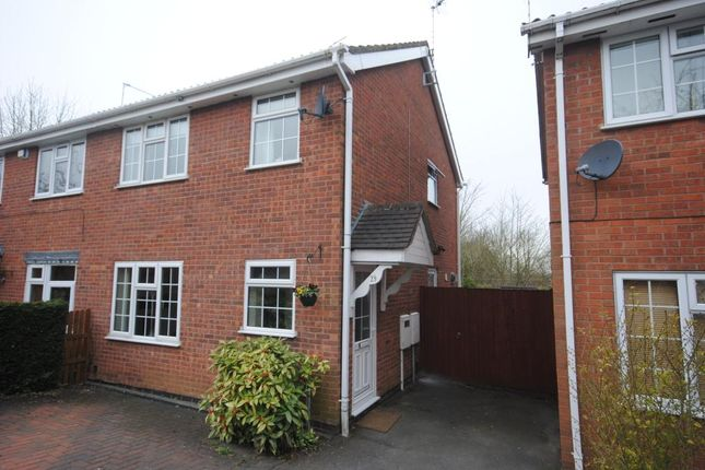 Thumbnail Semi-detached house to rent in Alyssum Way, Narborough, Leicester