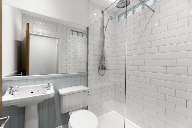 Shower Room of Southern Terrace, Mutley, Plymouth PL4