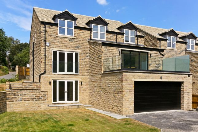 Thumbnail Detached house for sale in Coxley Lane, Middlestown, Wakefield