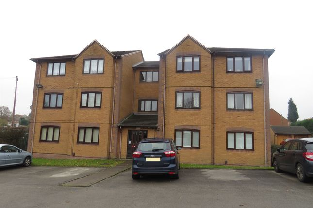 Flat in  High Ridge Close  Aldridge  Walsall  Birmingham