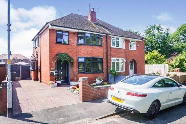Thumbnail Semi-detached house for sale in Ealing Road, Warrington