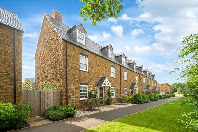 Thumbnail Semi-detached house for sale in Flux Drive, Deddington, Banbury, Oxfordshire