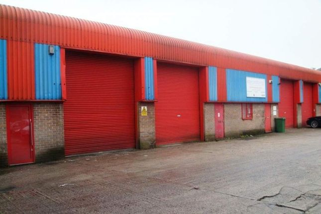 Thumbnail Industrial for sale in Taylor Court, Haslingden