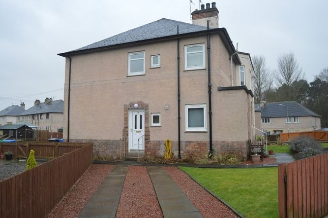 Thumbnail Flat to rent in Croft Crescent, Markinch, Fife