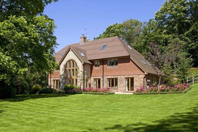 Thumbnail Detached house to rent in Comp Lane, Platt, Sevenoaks