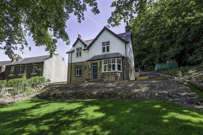 Detached house for sale in Northleigh, Dale Road North, Darley Dale, Matlock