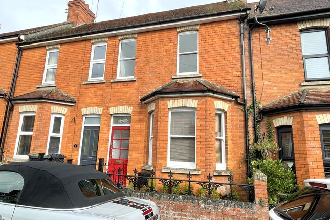Thumbnail Terraced house to rent in Wootton Grove, Sherborne