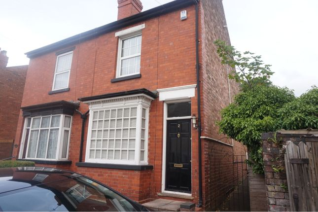 Thumbnail Semi-detached house to rent in Butts Road, Wolverhampton