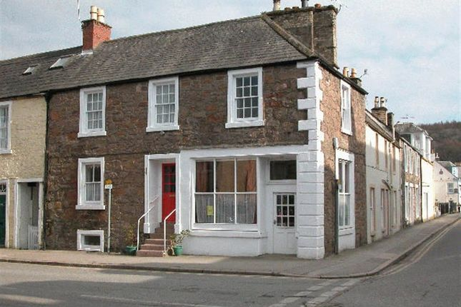 Terraced house for sale in Castle Street, Kirkcudbright