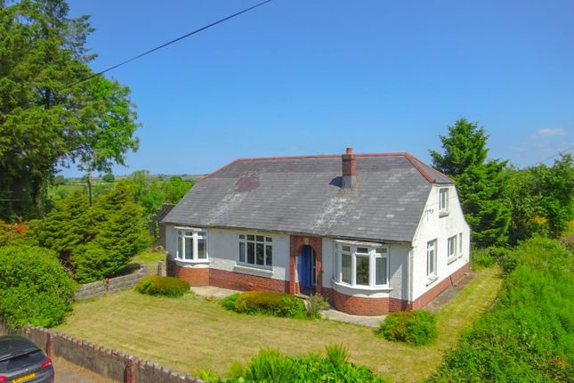 Thumbnail Detached bungalow for sale in Crymych