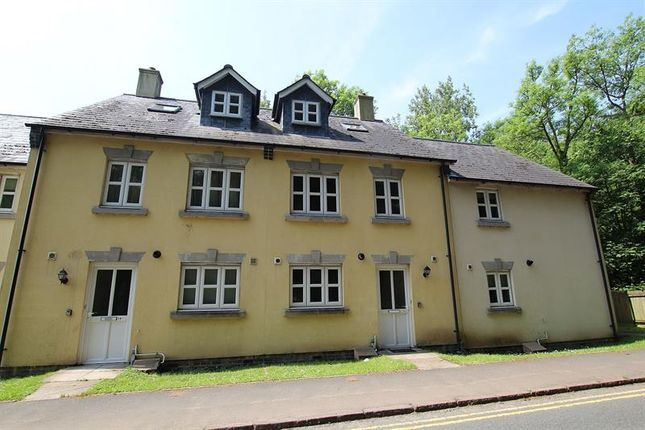 Thumbnail Terraced house to rent in Honddu Court, Brecon